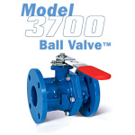 AMERICAN 3700 FLANGED BCI BALL VALVES