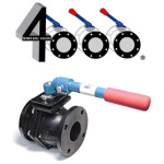 AMERICAN FLANGED BALL VALVES